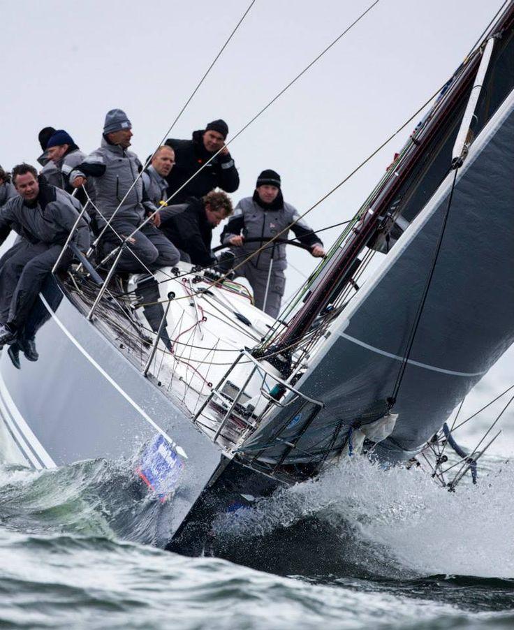 Dramatic racing on the first day of the Delta Lloyd North Sea Regatta © Sander van der Borch / NSR
