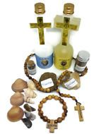 New Holy Land Package water/oil/sand/rock stones/rosary/seashells Easter Gift