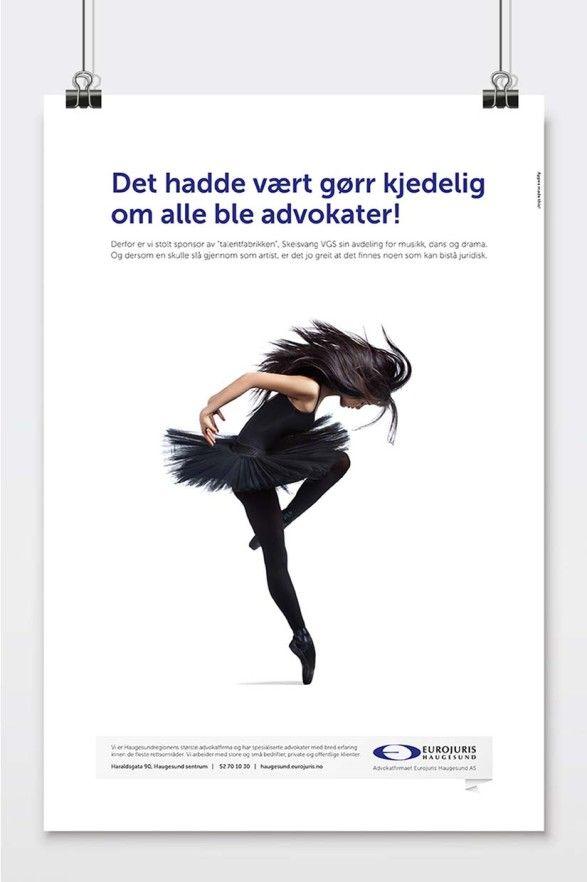 Konsept og kampanje for Eurojuris http://buff.ly/1DQgRFU