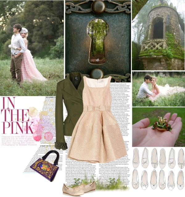 """""""Everyday Princess"""" by cassirin ❤ liked on Polyvore"""