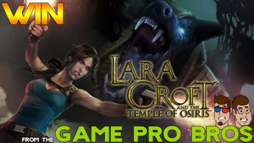 Free Game Friday - Lara Croft and the Temple of Osiris... IFTTT reddit giveaways freebies contests