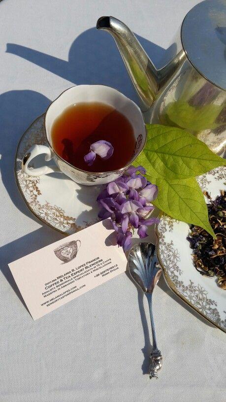 By Tea Expert &Blenders Melania Lopez