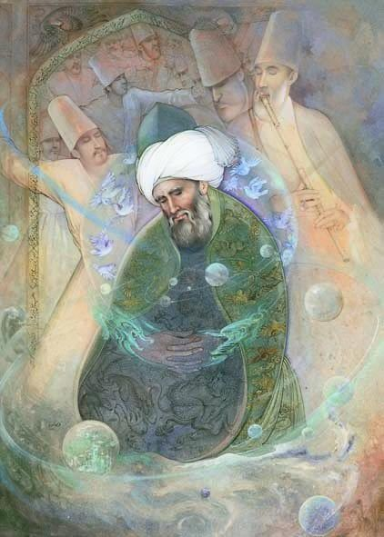 Persian art by Mohammad Bagher Aghamiri