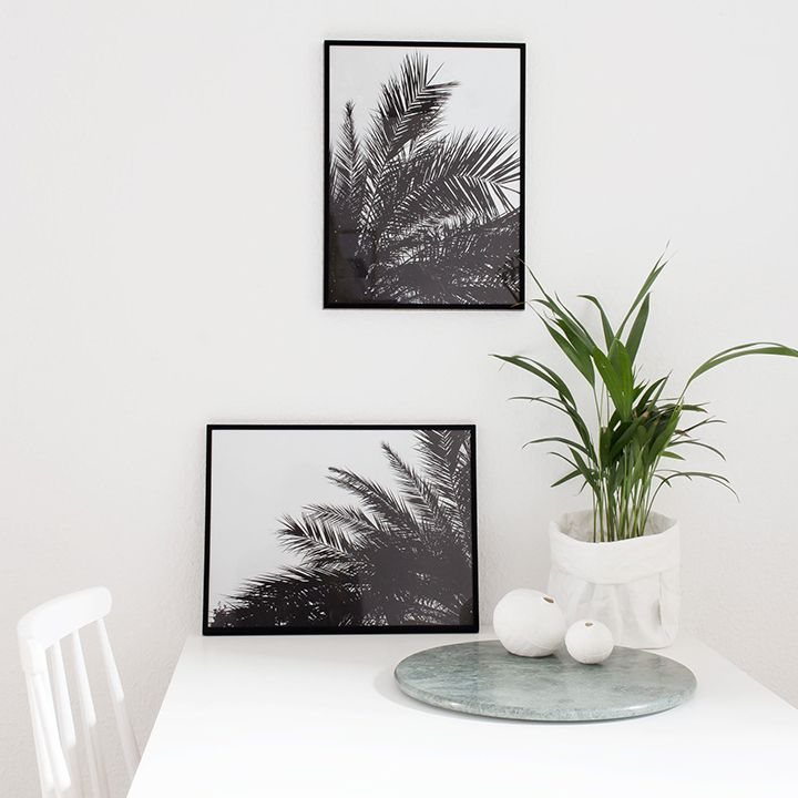 Palm print set by Coco Lapine - The Loppist