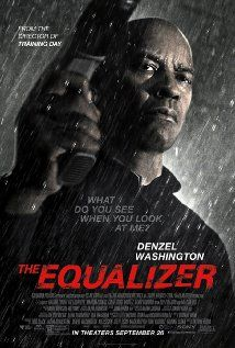 The Equalizer : A good action thriller with Denzel playing an ex-military guy who takes on the Russian mafia to save a girl.