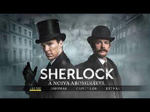 Sherlock: A Abominável Noiva – Dublado - filme de suspense