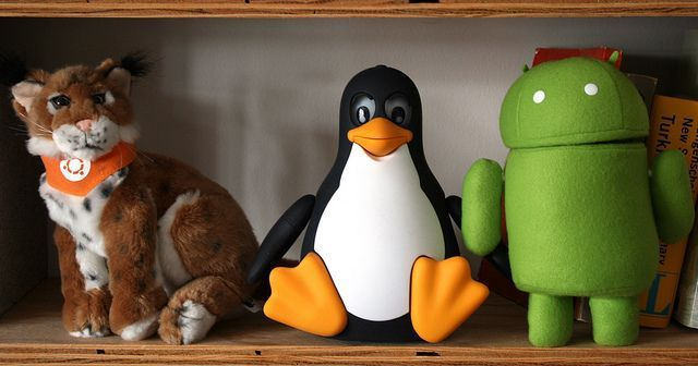 linux in android