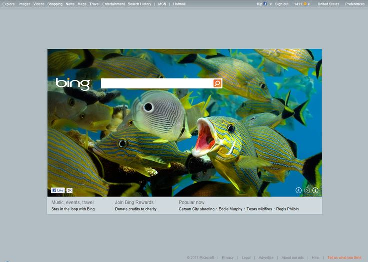 40 Best Images About Bing Homepages On Pinterest