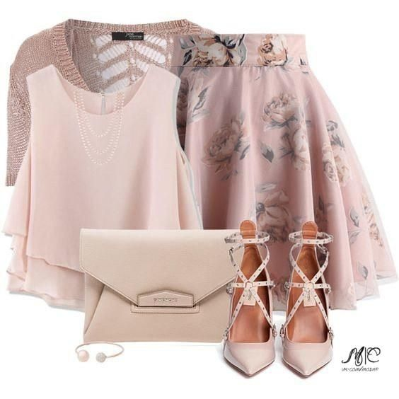 Модные образы 4