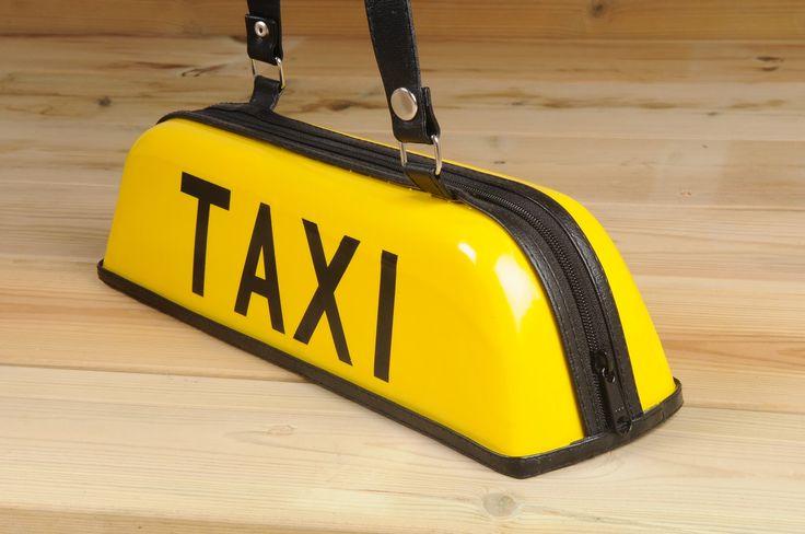 TAXI-top-light cross body bag