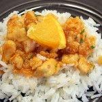 Poulet Orange et Sésame - Cooking Mumu