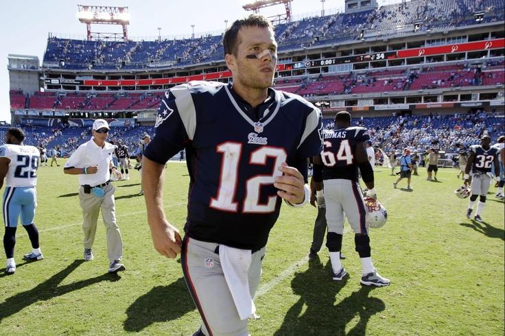 NE v TEN 09-09-12 ~ Tom Brady... you fill the blankFootballnew England, 18 Games, Patriots Titanic, Boston Sports, England Sports, Football Sunday, England Patriots, Tom Brady, The Roller Coasters