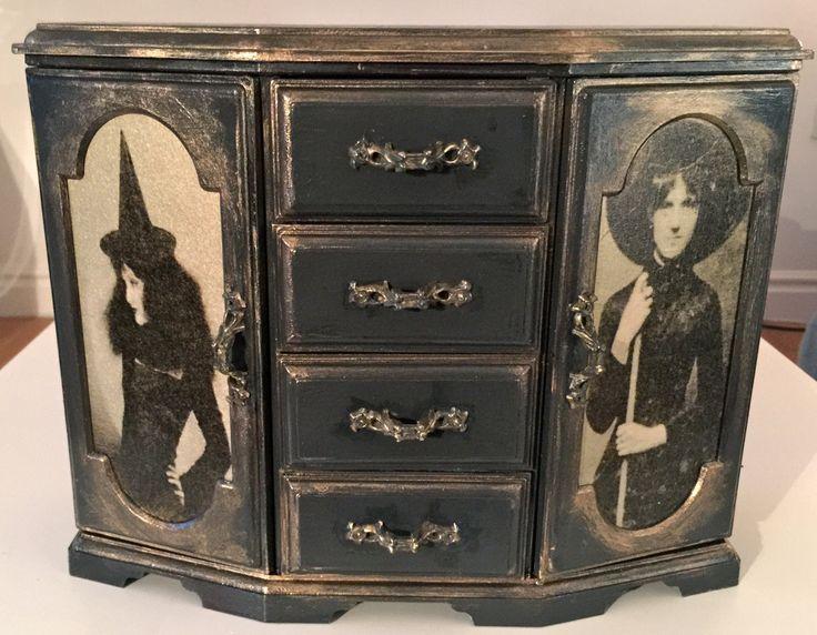 27 best Gothic jewellery box images on Pinterest Jewel box