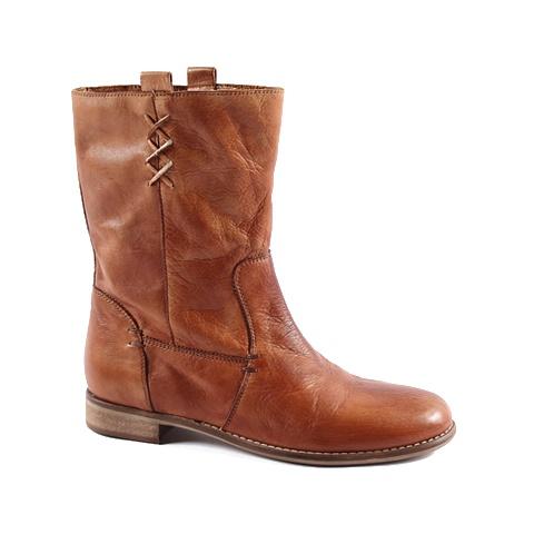 Spring Boot  Italian Leather  Colors: Tan, Dark Brown, Light Red, Black.