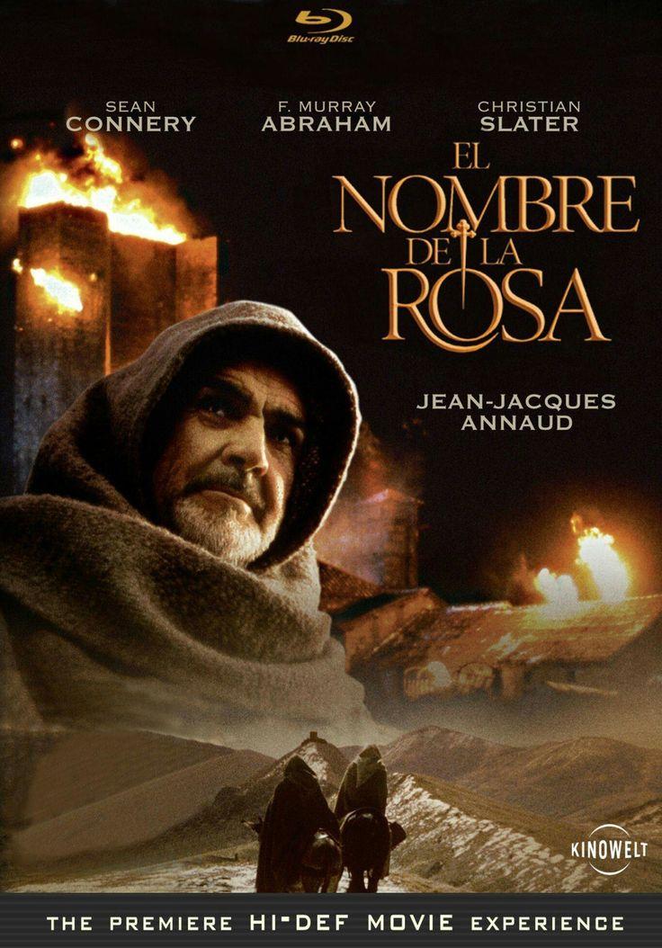 El Nombre de la Rosa (Jean-Jacques Annaud 1986).
