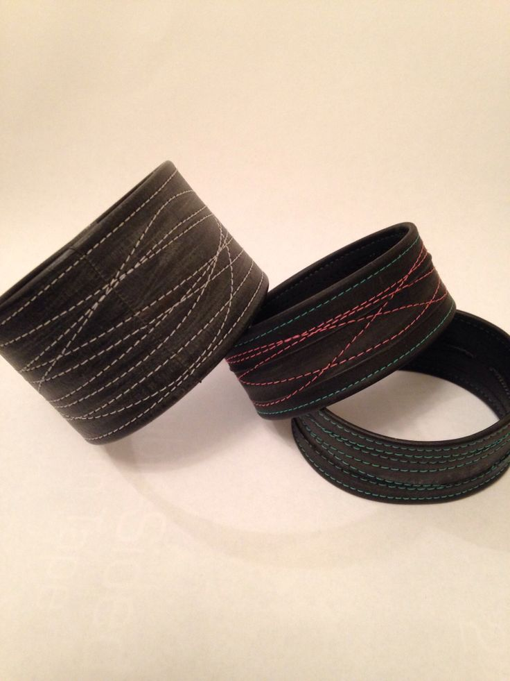 Inner tube cuffs