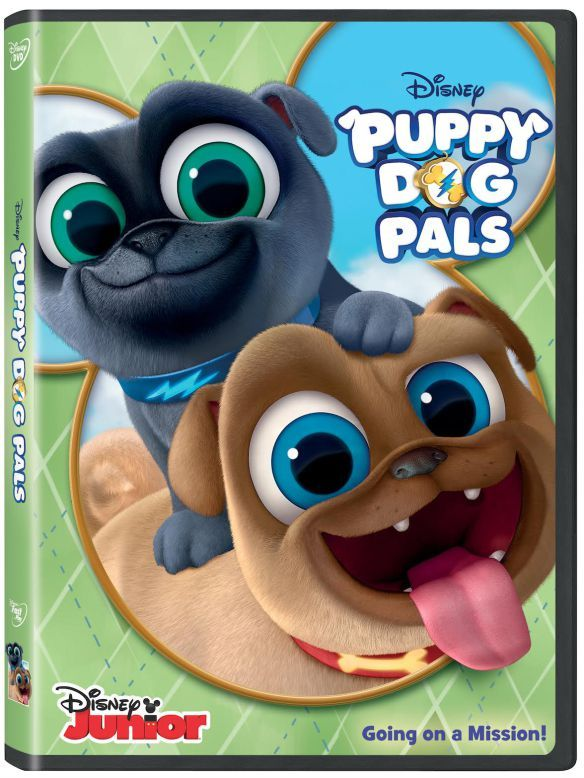 Puppy Dog Pals Going On A Mission On Disney Dvd Coming Soon Free