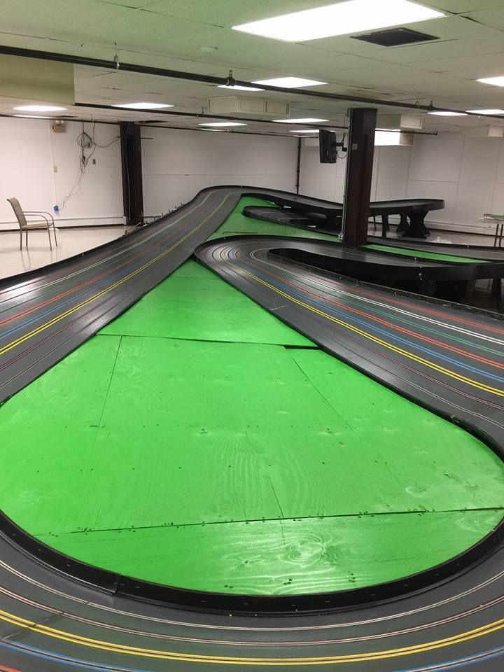 Bristol Ct King Track Slot Car Tracks Slot Car Racing Car Racing Video