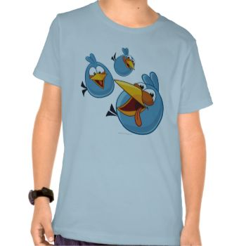 Angry Birds Classic | The Blues - The Blues are happy! Personalize this Angry Birds design! Click the Customize button to insert your own name or text to make a unique product. #happy #blues #angry #birds #angrybirds #angry #bird #angrybird #angry #birds #the #blues #angrybirds #the #blues #angry #birds #blue #bird #the #blues #blue #birdangry #birds #characterangry