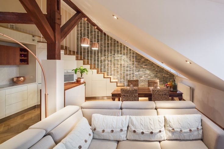 living room designed by Kristina Proksova