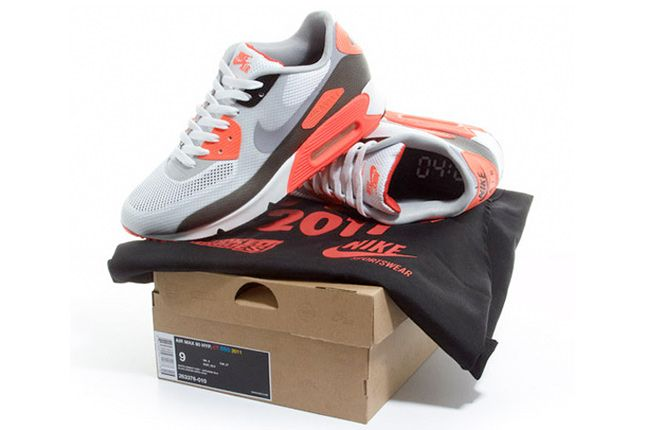 CT x NIKE AIR MAX 90 HYPERFUSE INFRARED - Sneaker Releases - Sneaker Freaker Magazine