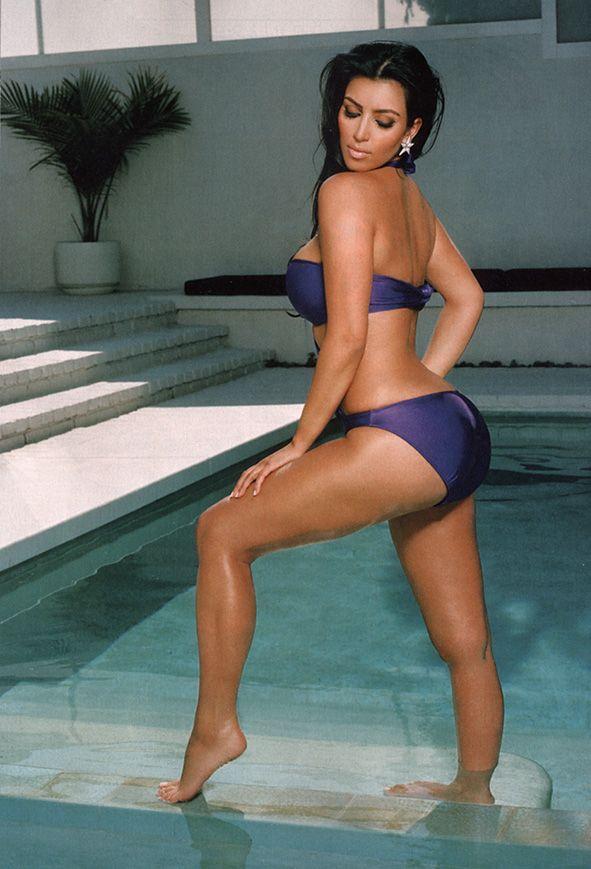 Resultado de imagen para fotografías candentes de kim kardashian