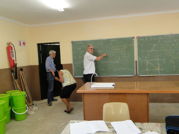 Science classroom which was built on the donations from Soul of Africa Trust