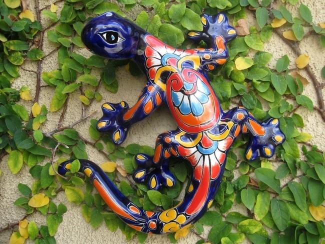 Talavera Walls | Talavera Lizard