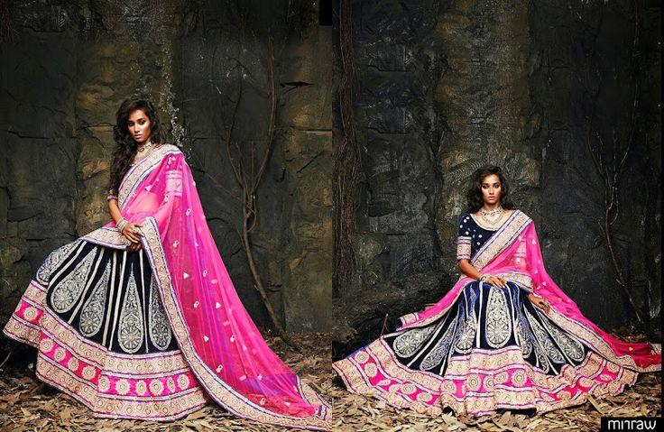 Gorgeous party wear lehenga choli