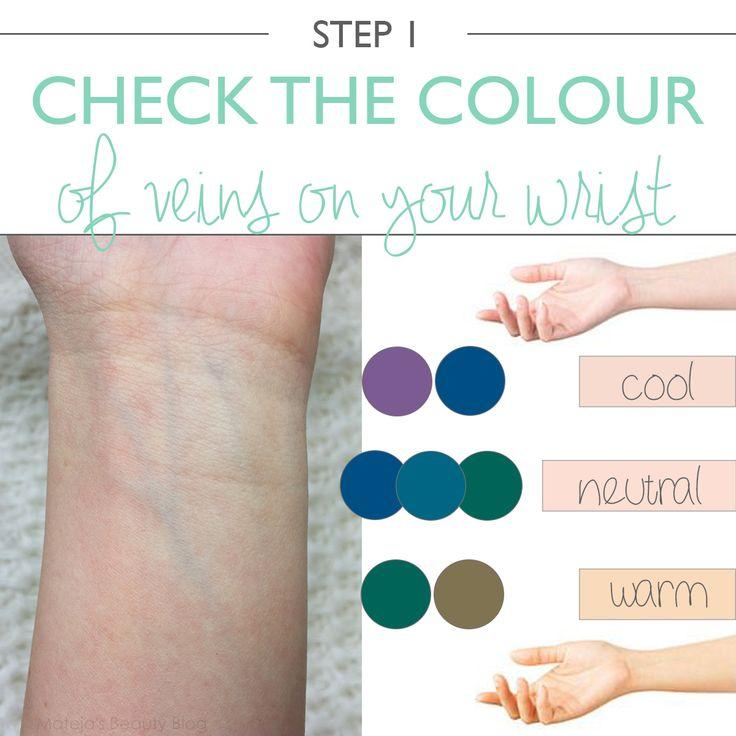 Good One How To Determine Your Skin S Undertone Mateja S Beauty Blog Skin Undertones Colors For Skin Tone Skin Tone Makeup