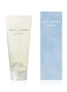 dolce-and-gabbana-Light Blue-perfume-women-shower-gel-200-ml