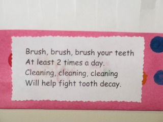 """Song, """"Brush Your Teeth"""""""