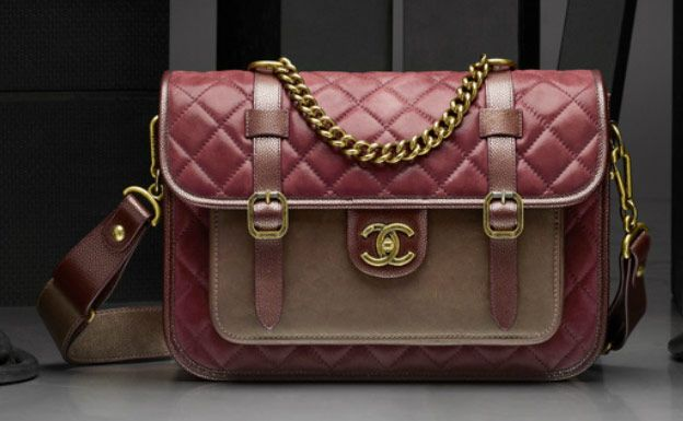 Chanel Fall 2012 Pre Collection bag: Schools Bags, Chanel Bags, 2012 Pre Collection, Fashion Bags, Fall 2012, Burgundy Bags, Leather Handbags, Beauty Bags, Back 2 Schools