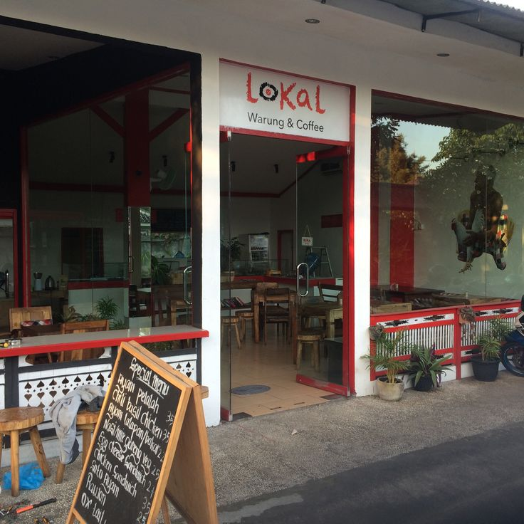 Restaurant: Lokal Warung & Coffee Address: 39 JL Danau Poso Tel: +62 81353330045 Opening hrs: 07:00-23:00 Wifi: yes Great place to go and sample simple, good quality indonesian dishes as well as offering all day western breakfasts and some sandwich/Baguette options. serves nice local coffee.
