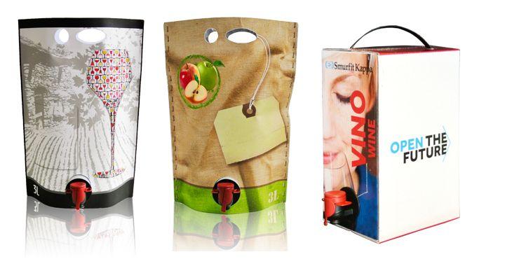Bag-in-Box, vino y mucho más