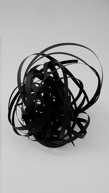 Katie Lion | Untitled paper sculpture