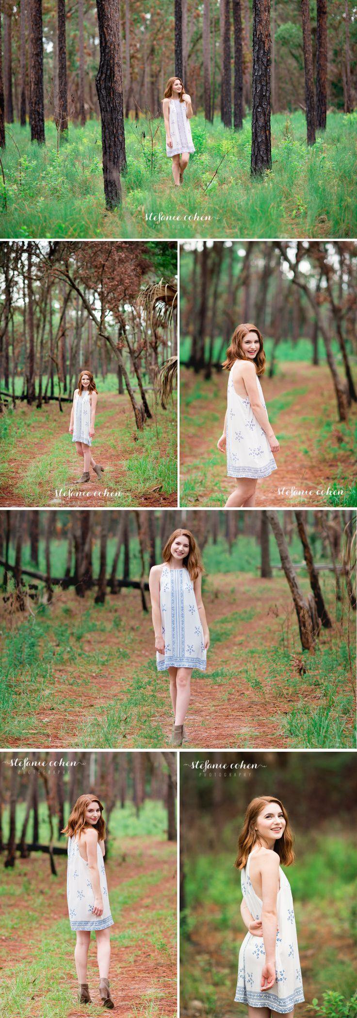 Senior Pictures | Senior Photography | High School Senior Photographers in Orlando and Winter Park | High School Senior Picture Ideas for Girls | Poses for Girls | Nature Inspired Photo Shoot | Wekiva Springs State Park | Senior Picture Poses | Stefanie Cohen Photography