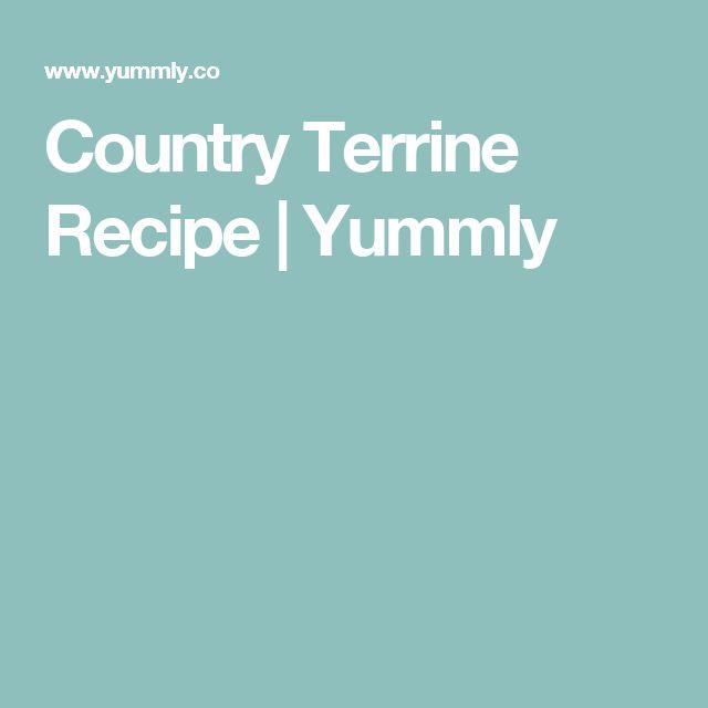 Country Terrine Recipe   Yummly