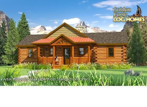 18 Best Cabins And Cottages Images On Pinterest Cabins And Cottages Cabin House Plans And