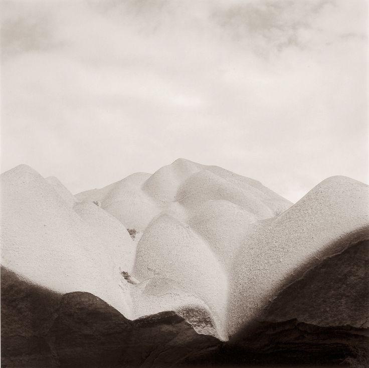 Lynn Davis, White Valley, Cappadocia, Turkey, 1995: Lynn Davis, 1996, White Valley, 1995 6, Digital Image, Contemporary Photography, Cappadocia Turkey, Gelatin Silver, Guzel Turkey