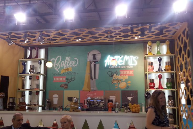 Welcome to ARTEMIS MIXER bar in HOST 2015. http://bit.ly/1M3BqGa