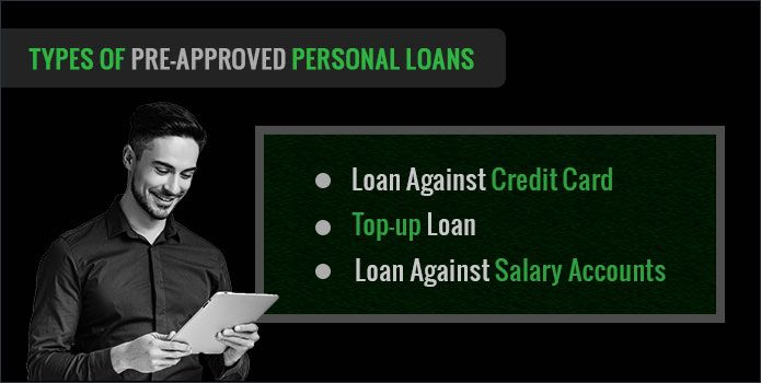 Pre Approved Personal Loan In India In 2020 Personal Loans Person Loan
