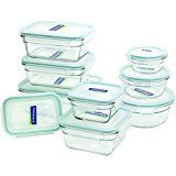 #10: Glasslock 18-Piece Assorted Oven Safe Container Set #FabOffers #FabBestSellers #Home #Kitchen
