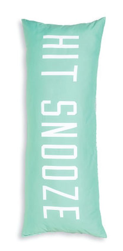 Love this body pillow!  My daughter could use one!  http://rstyle.me/n/dfhganyg6