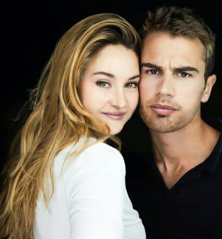 Shailene Woodley et Theo james - Bing Images