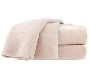 malden mills polar fleece sheets | Malden Mills Polar Fleece Sorbet Queen Size Sheet Set