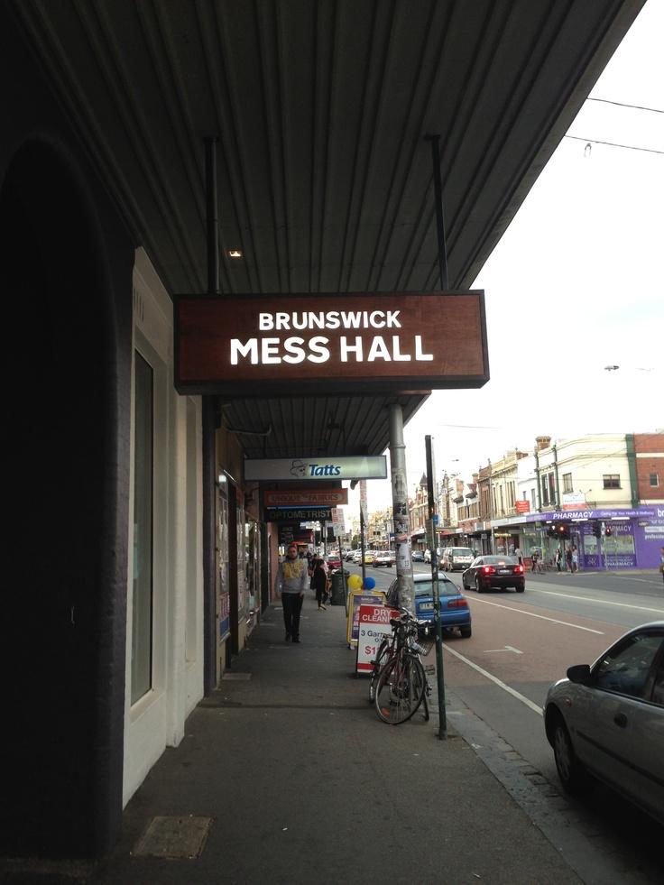 Brunswick Mess Hall