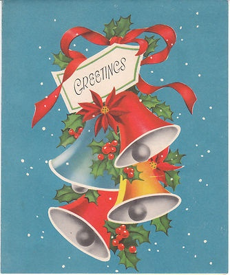 265 best Christmas Cards-Bells images on Pinterest | Christmas ...