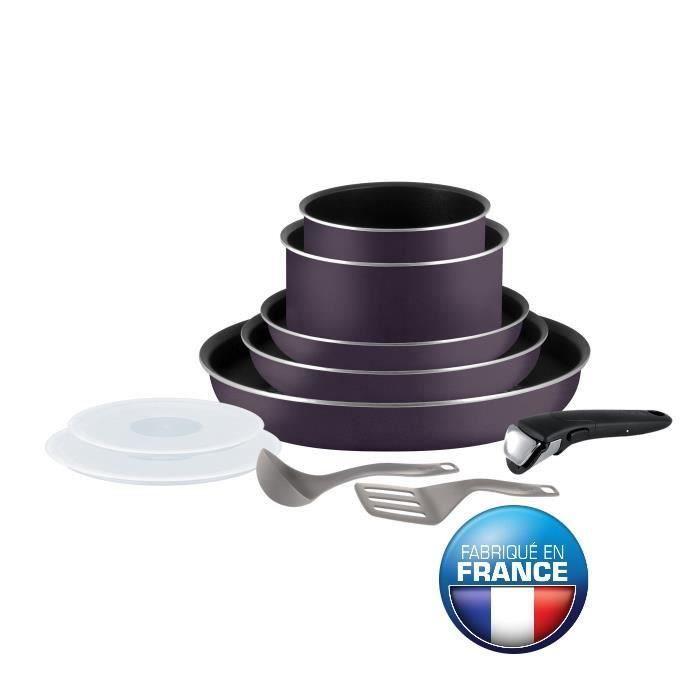 Tefal Ingenio Essential 10 Piece Cookware Set L20298 Ad 1