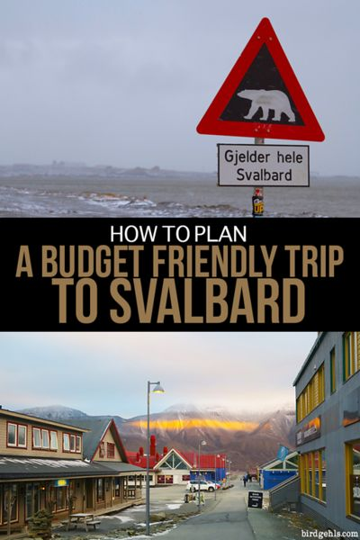 Fancy travelling to Longyearbyen, Svalbard but scared of blowing your budget? Here are some tips towards keeping your spending to a minimum, when visiting this Norwegian archipelago.